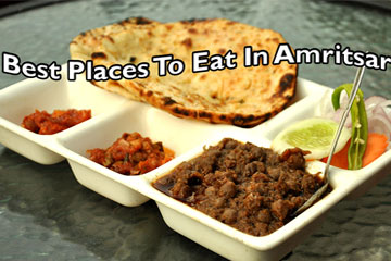 Amritsar Food