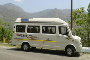 Tempo Traveller Hire in Amritsar